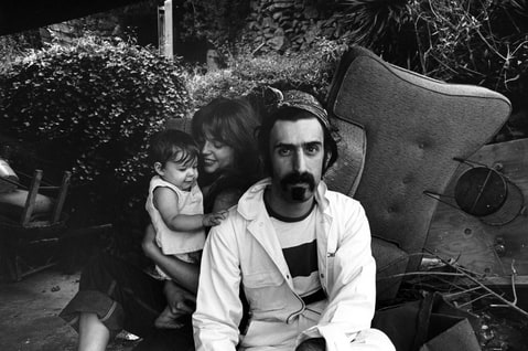 Inside the Zappa Family Feud news