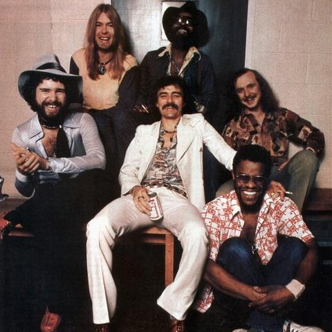 Gregg Allman Dead Allman Brothers Rock Legend