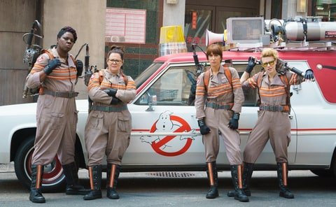 Leslie Jones Opens Up About Her Stunning 'Ghostbusters' Premiere Dress