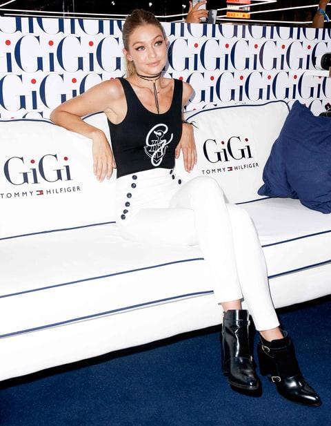 Fashion week GiGi New York has issue with Tommy x Gigi capsule for girls
