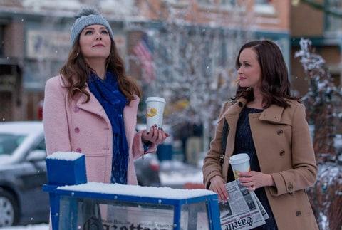 Gilmore Girls on Netflix
