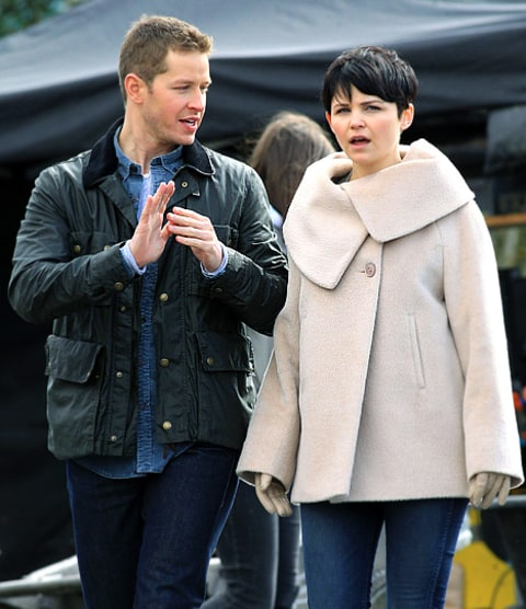 ginnifer goodwin dating Ginnifer goodwin and josh dallas' romance might be the closest thing to a fairy tale hollywood has nowadays the pair play none other than snow white and prince charming on abc's hit show once.
