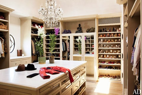 gisele and tom closet