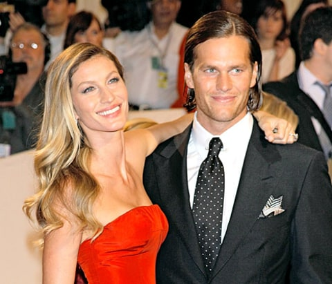 Gisele and Tom - Hot Stuff