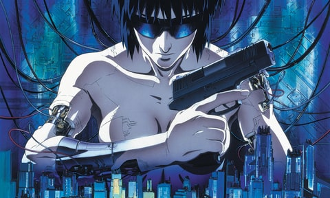 Mamoru Oshii's 'Ghost in the Shell' anime