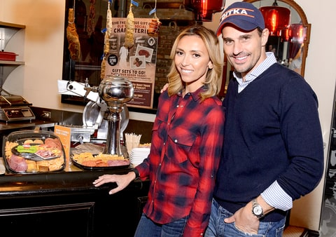 Giuliana & Bill Rancic attended the Hormel Gatherings Party Trays Great Play-On Party at Old Town Social in Chicago.