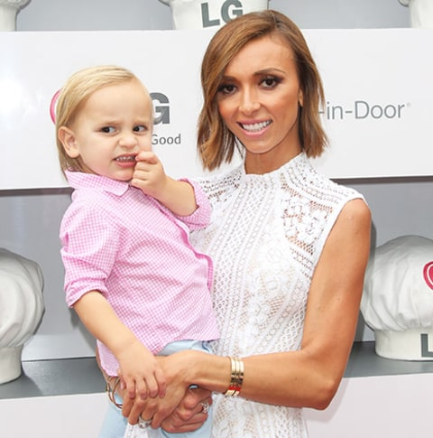 Giuliana Rancic and Duke Rancic