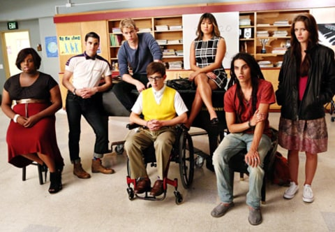glee new directions