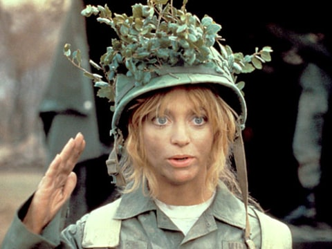 Goldie Hawn - Private Benjamin