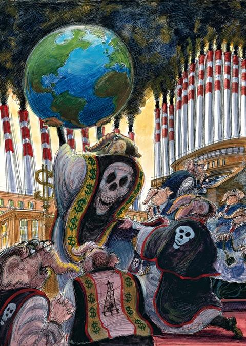 Climate Change Deniers GOP