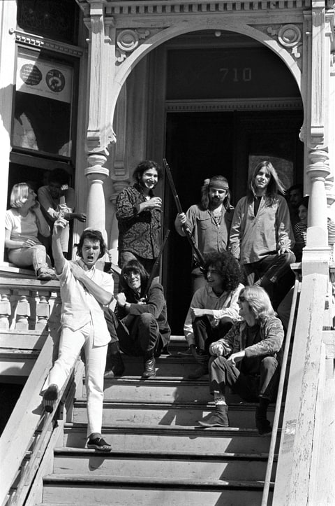 grateful dead 710 haight drug bust