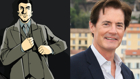 Kyle MacLachlan as Donald Love in 'Grand Theft Auto III'