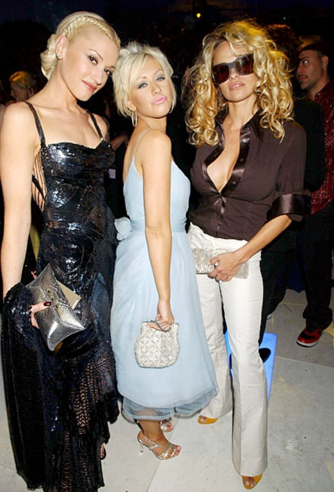 gwen, christina and pam