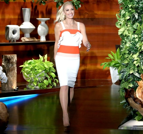 Gwen Stefani on The Ellen DeGeneres Show