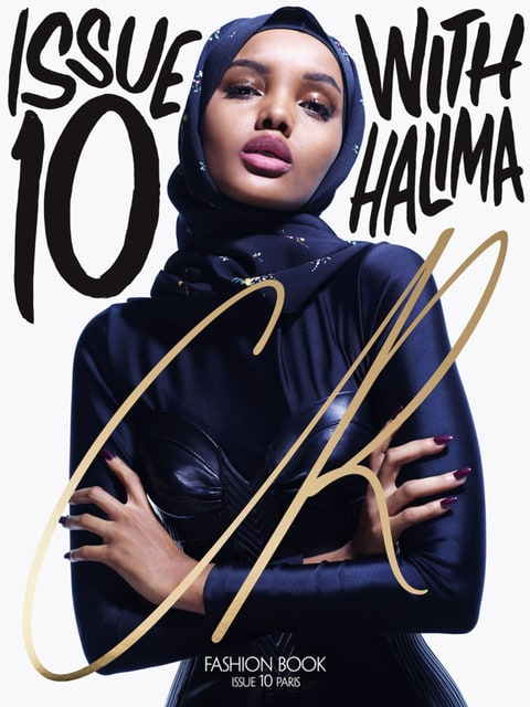 Yeezy's Muslim Model Halima Aden Lands Her First Magazine ...