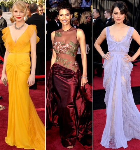 Who Had the Best Oscar Dress Ever?