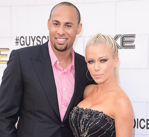 Hank and Kendra Wilkinson