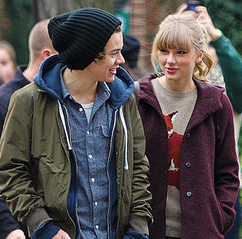 Harry Styles & Taylor Swift