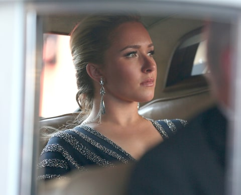 Hayden Panettiere on Nashville.