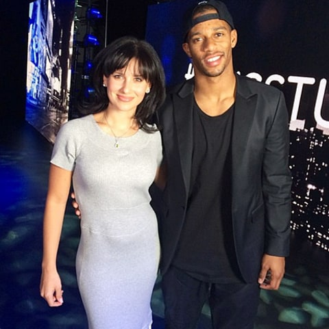 hilaria baldwin and victor cruz