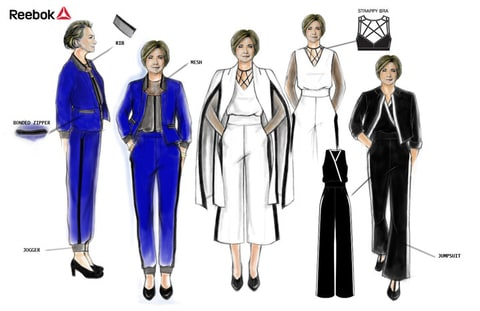 Power and style of the Hillary Clinton pantsuit