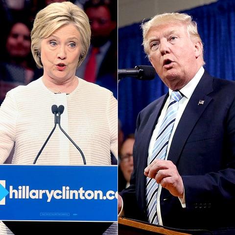 Hillary Clinton trolls Donald Trump on Twitter: 'Delete your account'