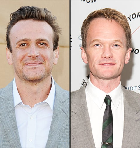 HIMYM jason segel and NPH