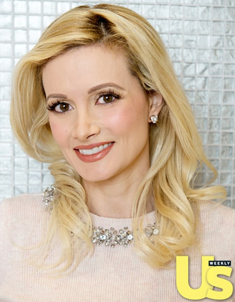 holly madison blonde