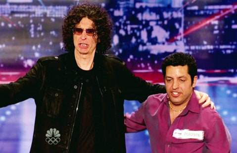 howard stern and sergio