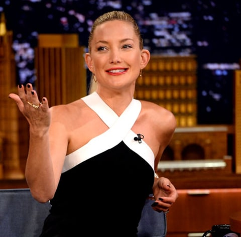 Kate Hudson on Tonight