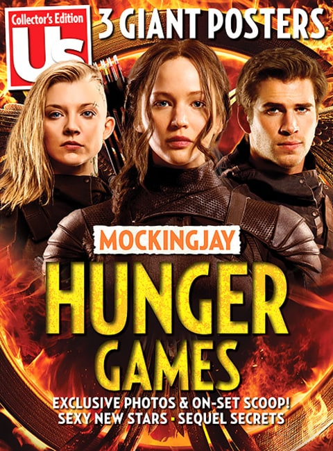 Hunger Games Mockingjay - Bookazine