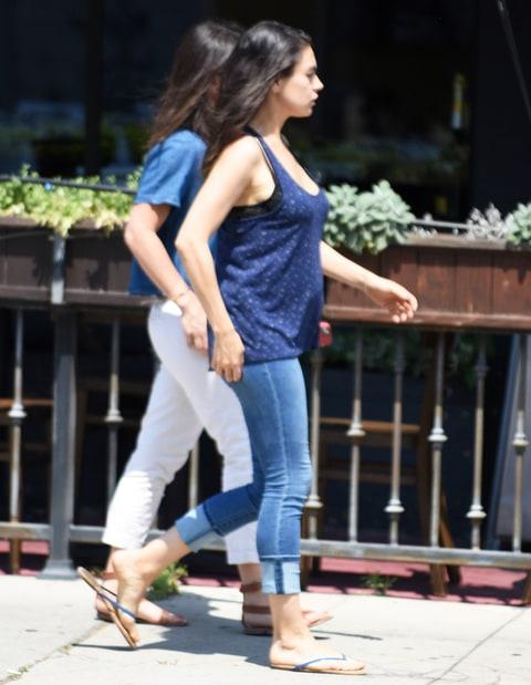 Mila Kunis, Ashton Kutcher 'thrilled' about baby no. 2