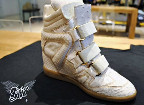isabel marant sneakers for beyonce