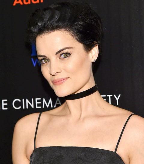 Jaimie Alexander attends a screening of Marvel's 'Captain America: Civil War' hosted by The Cinema Society with Audi & FIJI on May 04, 2016 in New York, New York.