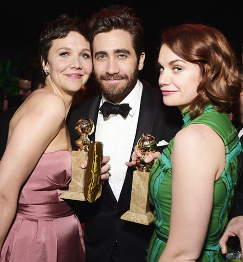 jake g, maggie and ruth wilson
