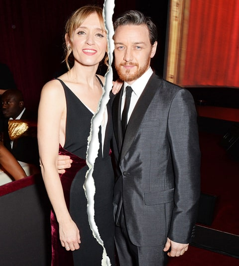 James Mcavoy 2014 Wife James McAvoy and Wife ...