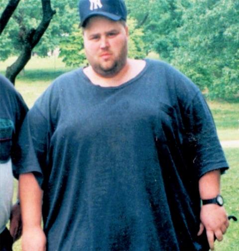 James My 600-lb Life