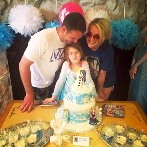 Jamie Lynn Spears - Maddie Birthday