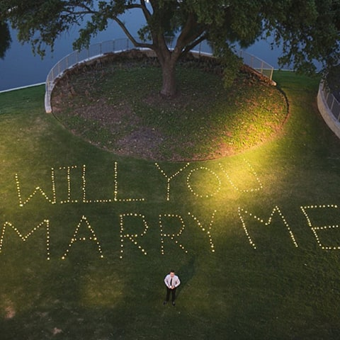 Jason Kennedy Marriage Proposal