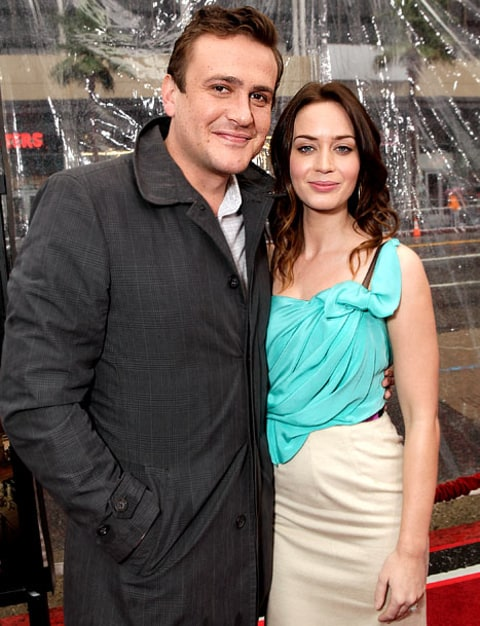 Jason Segel Forced to Lose 35 Pounds to Play Emily Blunt's ...