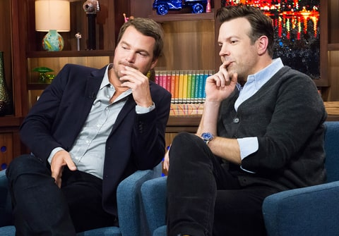 Jason Sudeikis on Watch What Happens Live