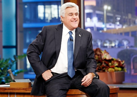jay leno and the tonight show