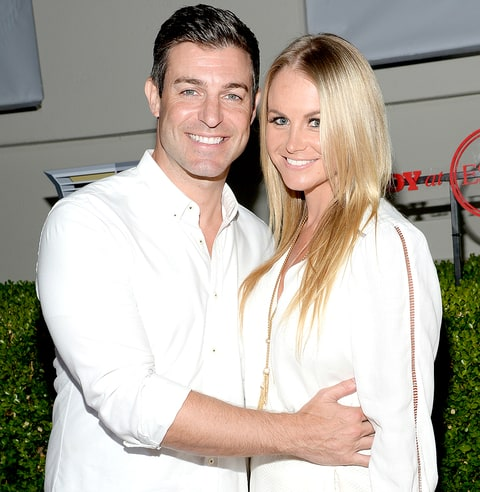 Jeff Schroeder and Jordan Lloyd attend BODY at ESPYs at Milk Studios on July 14, 2015.