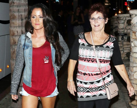 Teen Mom 2's Jenelle Evans Denies Pregnancy and Engagement ...