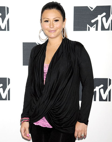 jwoww mtv upfronts