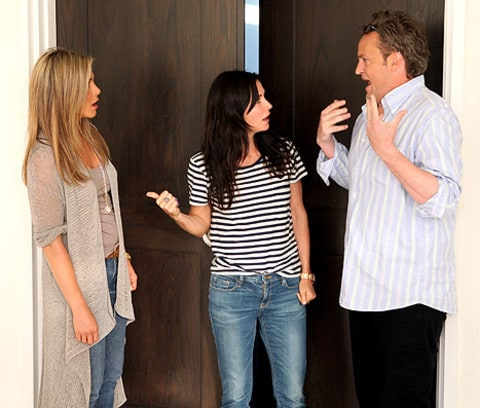 courteney jen and matt