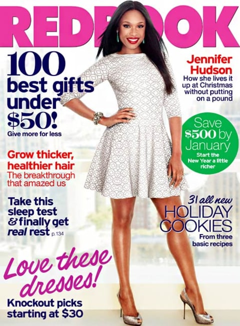 jennifer hudson redbook