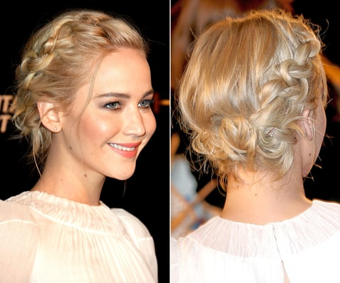 Wondrous Jennifer Lawrence Proves Her Bob Hairstyle Is Versatile Us Weekly Short Hairstyles Gunalazisus