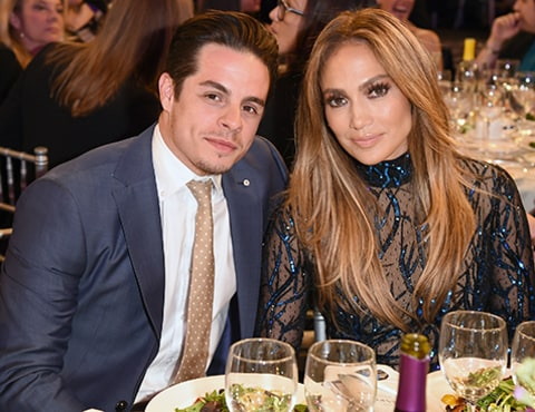 Jennifer Lopez & Casper Smart