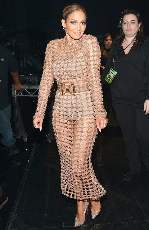 Jennifer Lopez Wore 11 Outfits at the AMAs 2015: Style ...